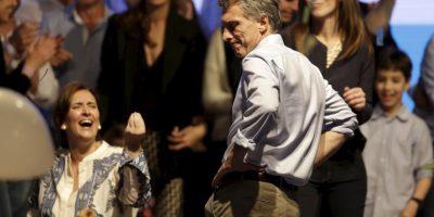 A continuación les mostramos 10 puntos que definieron la campaña de Mauricio Macri. Foto:AP