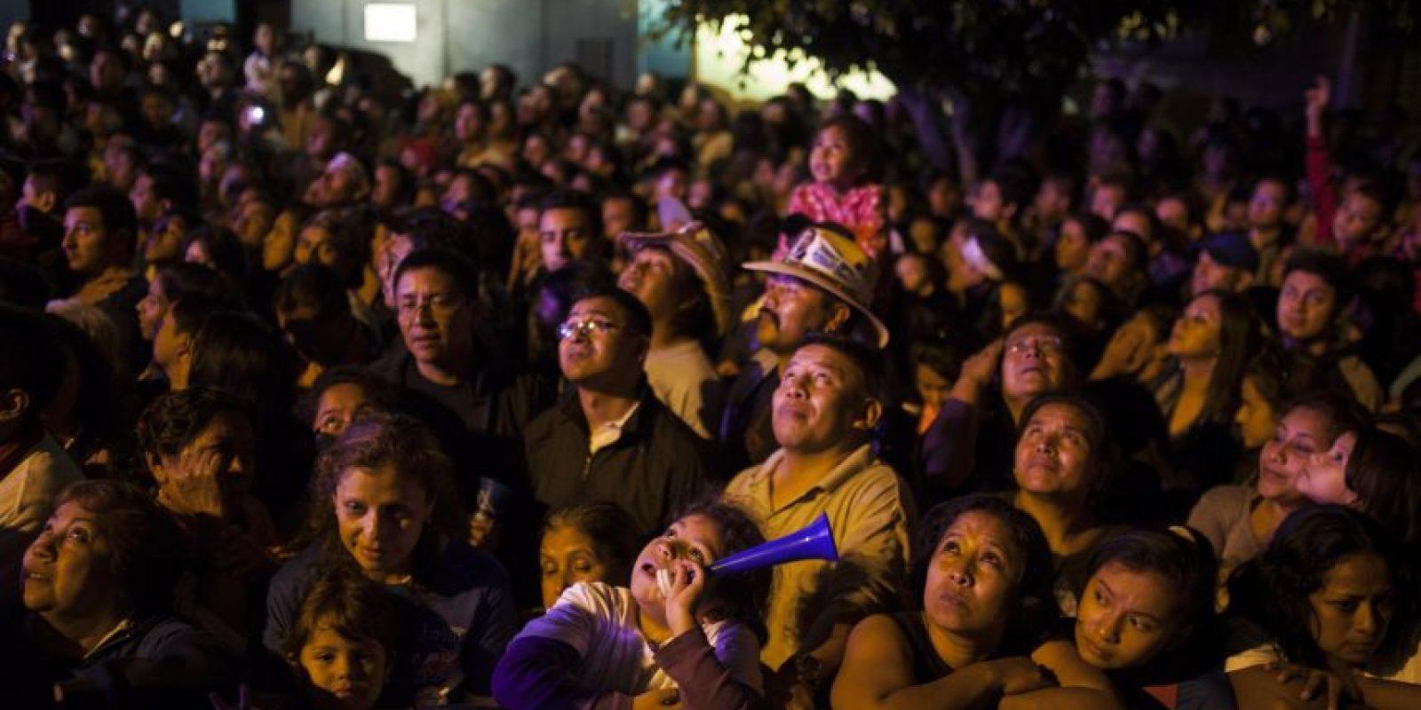 Celebración Foto:AP