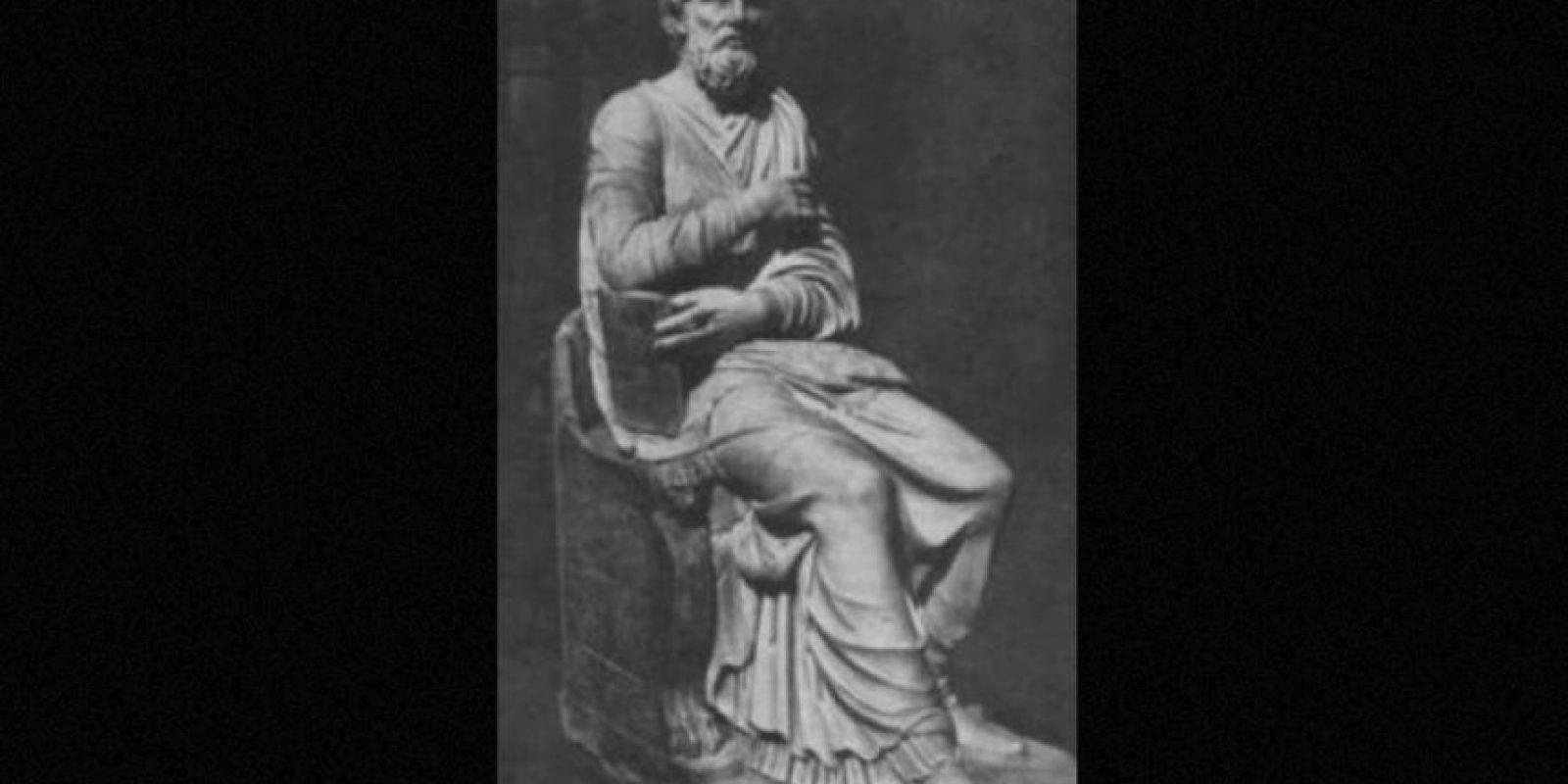 Luego, San Hipólito vaticinó que Jesús retornaría para el año 500. Escribió todo 300 años antes. Foto: vía Wikipedia