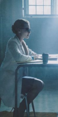 "Doctora ""Harleen Quinzel"" Foto:""Empire Magazine"""