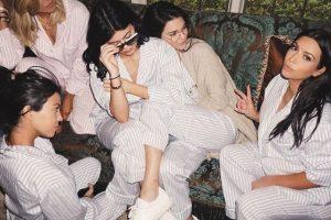 Clan Kardashian-Jenner Foto:Instagram/KylieJenner
