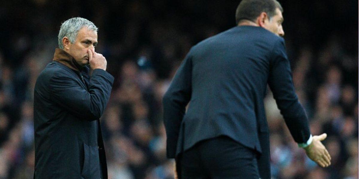 La pesada cruz de Mourinho