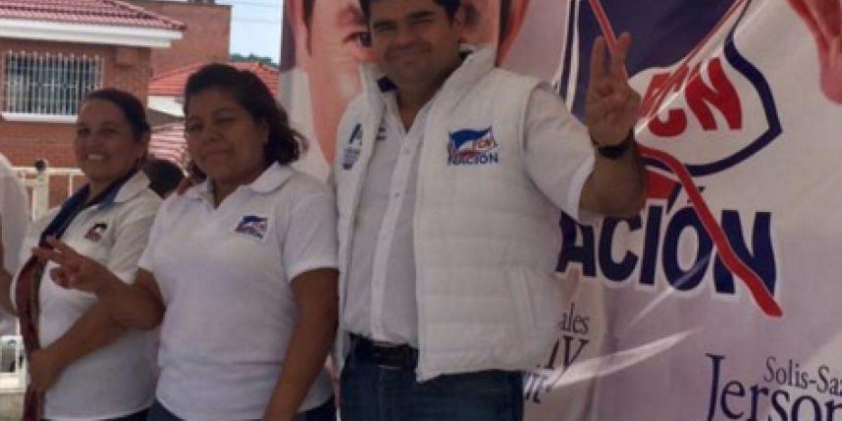 Hijo del vicepresidente electo, Jafeth Cabrera, no podrá asumir como diputado
