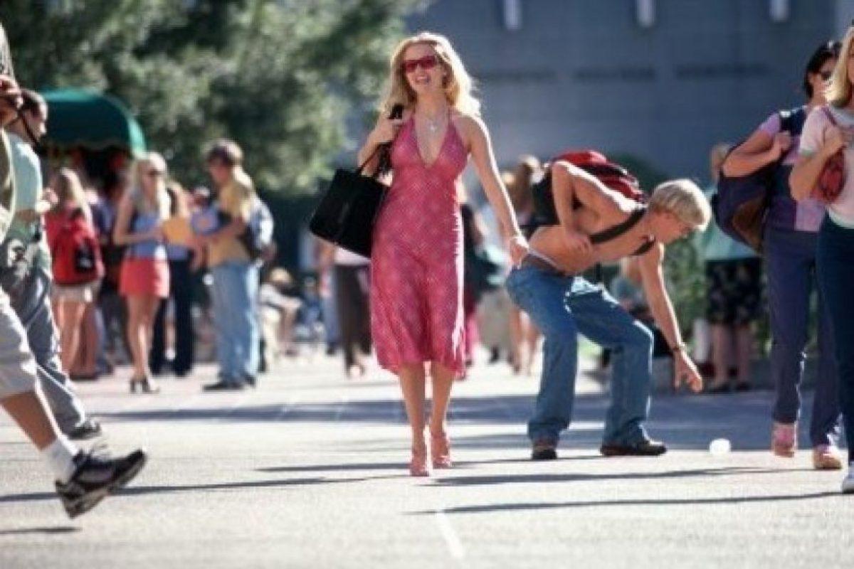 5. Algunas relaciones pueden ser tóxicas. Por ese motivo, a veces lo mejor es huir de ellas lo antes posible. Foto:IMDb