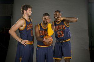2. Los subcampeones Cavaliers son candidatos al título Foto:Getty images