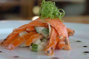 6. Salmon cultivado Foto:Getty Images