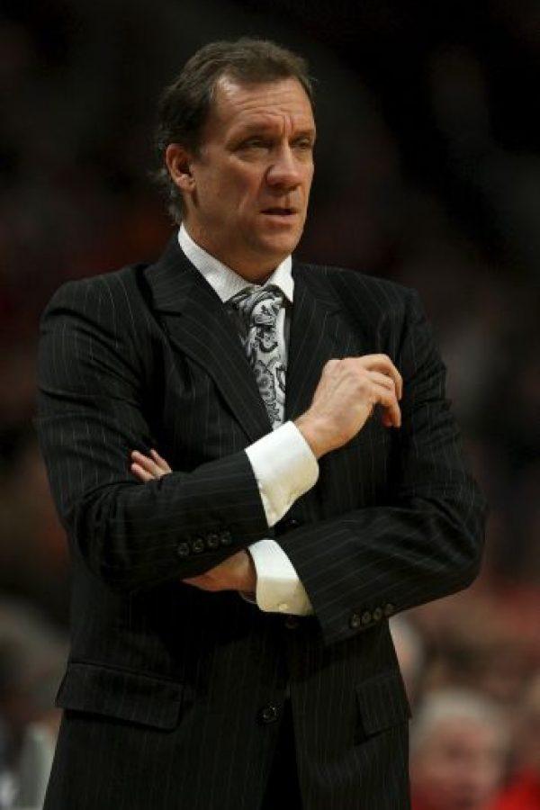La muerte de Flip Saunders enlutó al mundo de la NBA. Foto:Getty Images