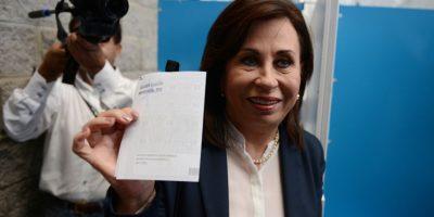 Sandra Torres Foto:AP