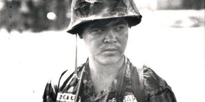 En la guerra de Vietnam en 1972 Foto:AP