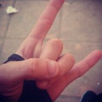 Después de ver estas imágenes no querrán volver a morderse las uñas Foto:Instagram/#Uñasmordidas