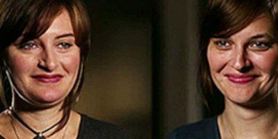 Aquí más desconocidos que son idénticos Foto:Twin Strange