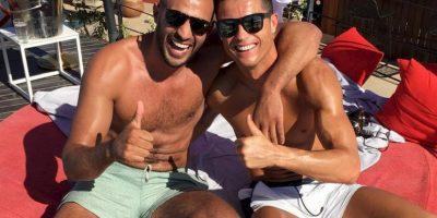 ¿Quién es el marroquí que es amigo íntimo de Cristiano Ronaldo?