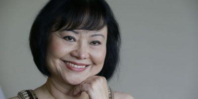 Así luce Kim Phuc 40 años después de la famosa. Foto:AP
