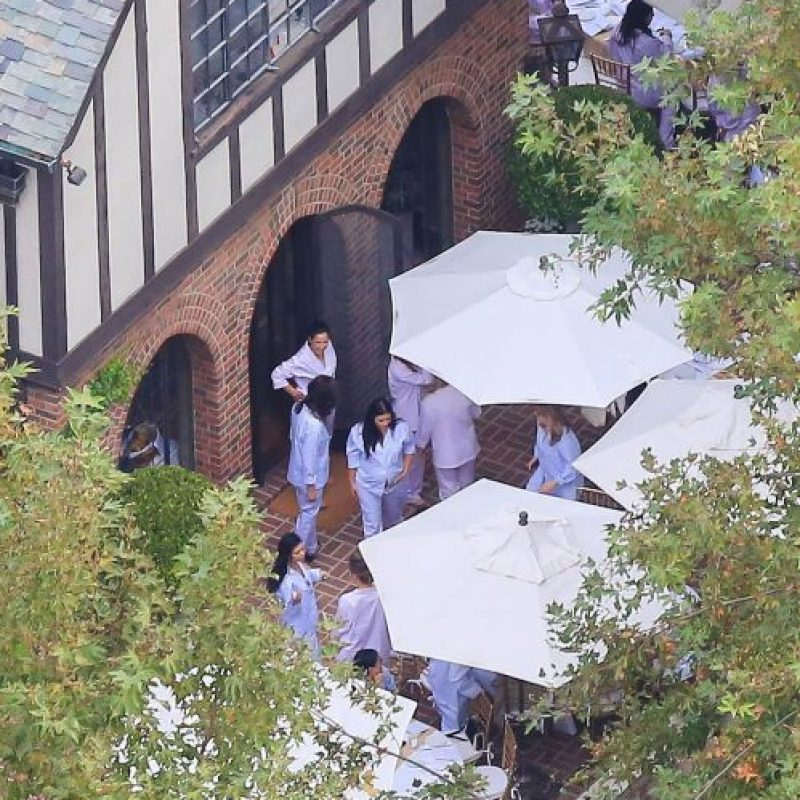 """La fiesta temática fue inspirada en la película """"Troop Beverly Hills"""". Foto:Grosby Group"""