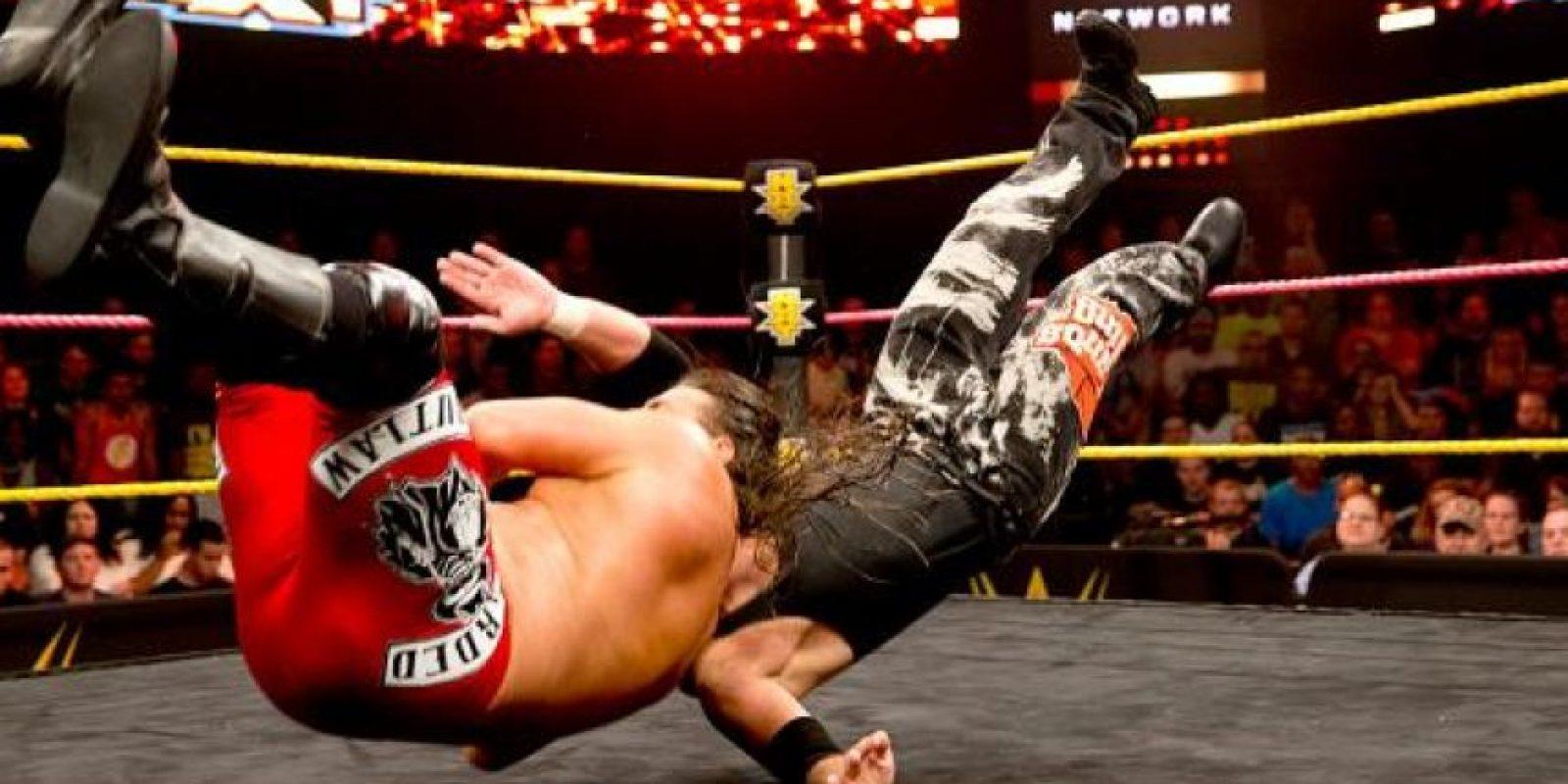 Tiene 31 años Foto:WWE