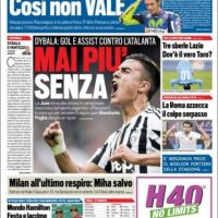 "Tuttosport (Italia): ""Así no se vale. Márquez provoca, Rossi reacciona"". Foto:www.tuttosport.com"