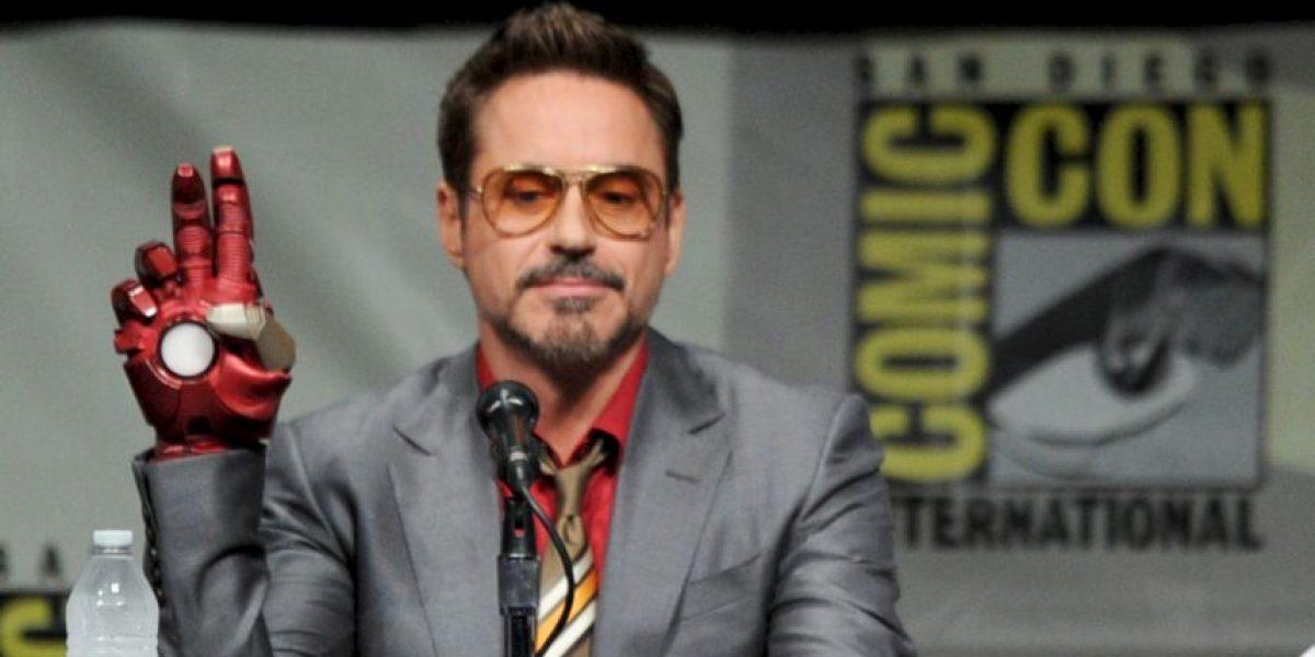 Miren lo que hizo Robert Downey Jr. para cumplir el sueño de un niño