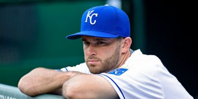 2. Drew Butera (Royals) Foto:Getty Images