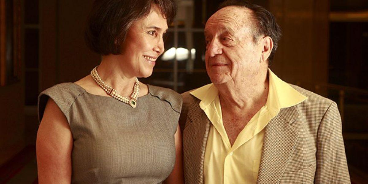 Resultado de imagen para Florinda Meza y Roberto Gomez Bolaños