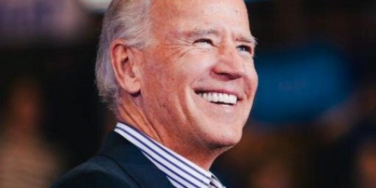 Vicepresidente Joe Biden llama a Jimmy Morales
