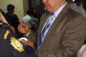 Marcelo Noguera Sagastume, de 52 años Foto:PNC