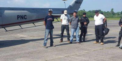 Trasladado a Honduras capo extraditable a EE. UU. capturado en Guatemala