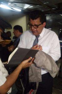 Carlos Enrique Palma, de 55 años Foto:PNC