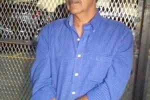 Mateo Estuardo Ramazzini Menéndez de 58 años Foto:PNC