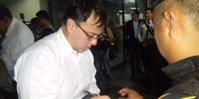 Roberto Francisco Estrada Morales, de 51 años Foto:PNC