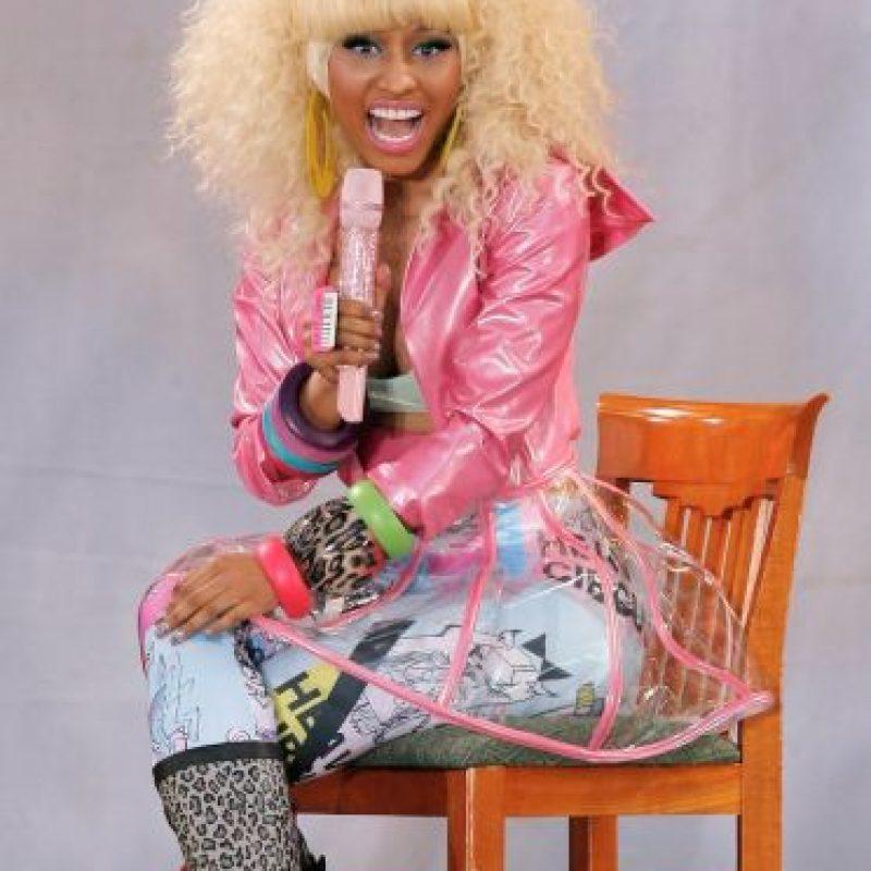 Nicki Minaj Foto:Getty Images