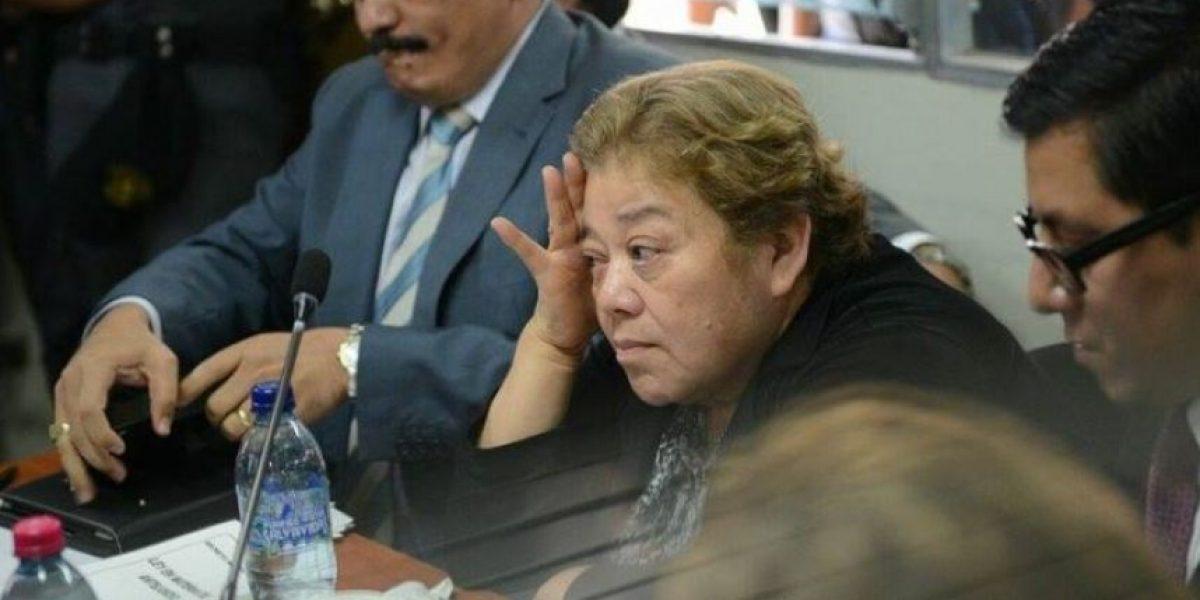 Jueza Marta Sierra de Stalling recuperará su libertad tras pagar fianza