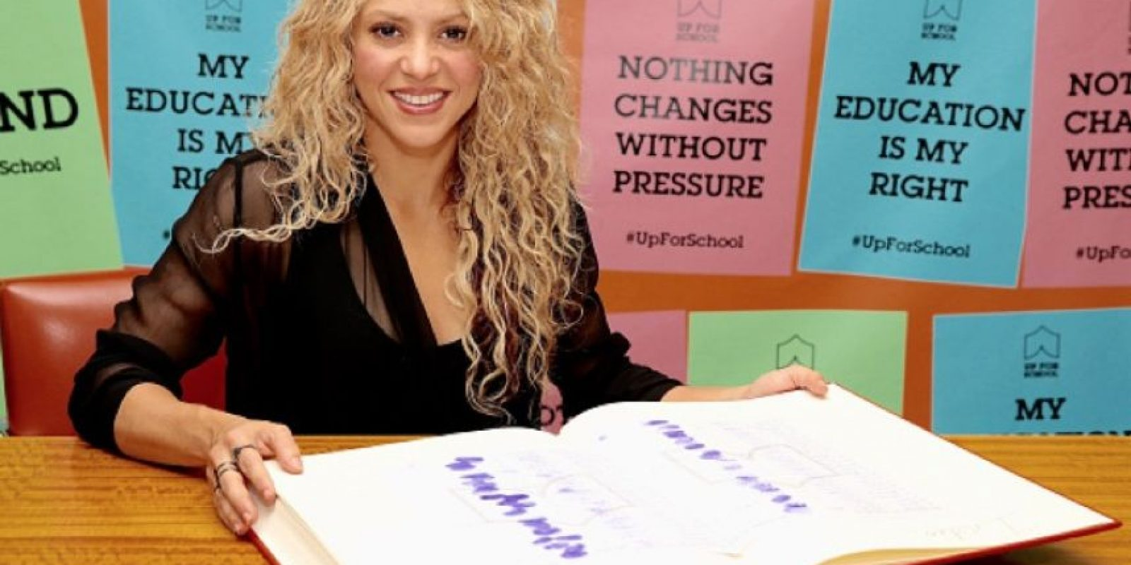2. Shakira – 103 millones. Foto:Getty Images