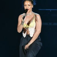 5. Rihanna – 85 millones. Foto:Getty Images