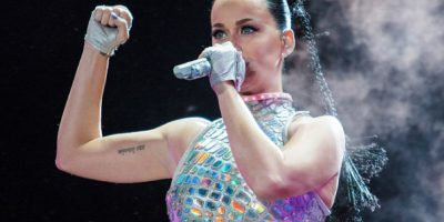 10. Katy Perry – 72 millones. Foto:Getty Images