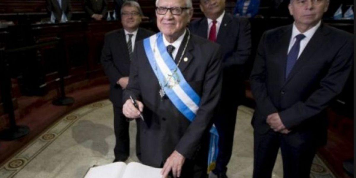 Presidente Maldonado aboga por presupuesto para estos sectores