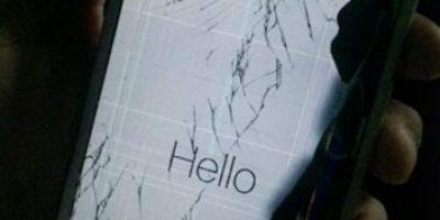 Fotos: Así quedará su iPhone si se les cae o lo golpean