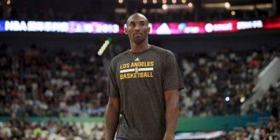 """""""Siempre tienes que estar al límite. Tienes que hacer cada entrenamiento, cada partido, como si fuese el último"""", Kobe Bryant Foto:Getty Images"""