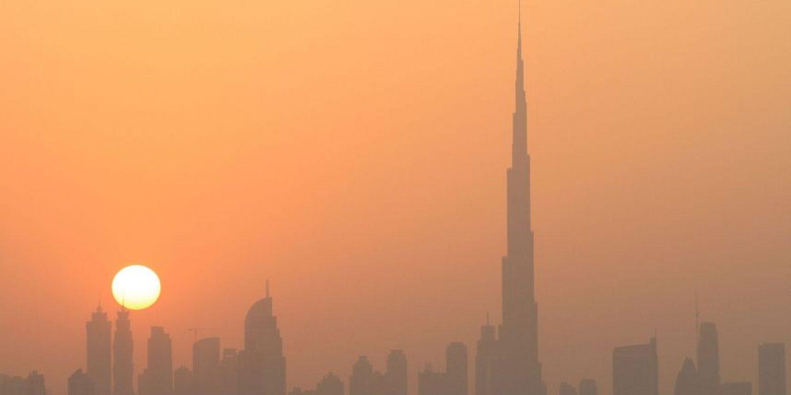 1. Salir a la calle en Dubai Foto:Getty Images