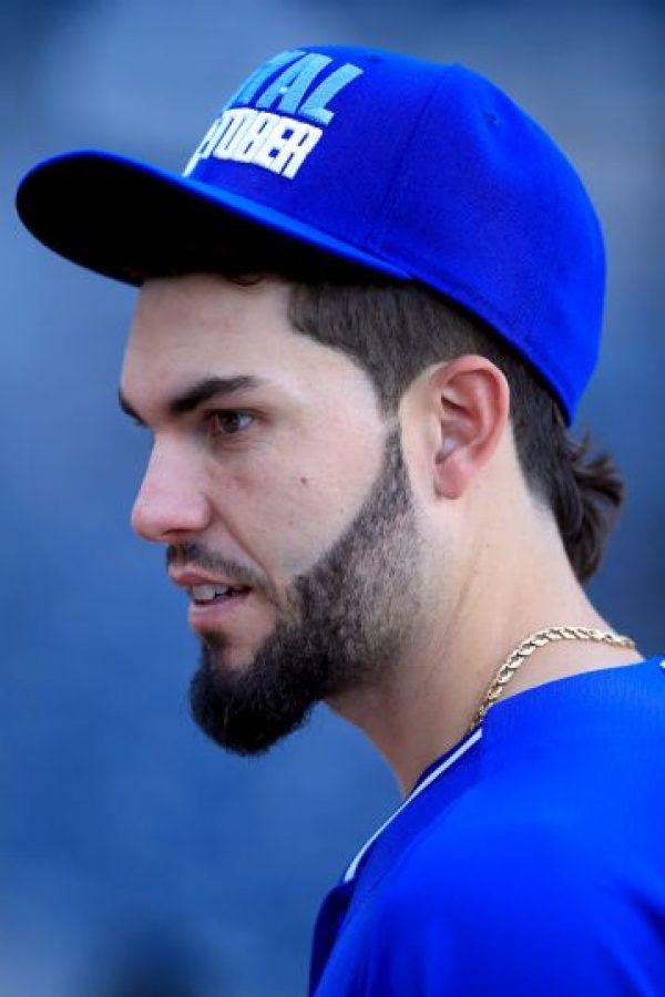 Se desempeña como primera base. Foto:Getty Images