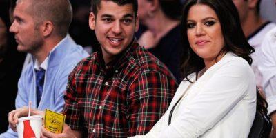 Cuando Lamar Odom fue hallado inconsciente en un burdel de Los Ángeles, el más preocupado fue el hermano menor de Kim Kardashian. Foto:Getty Images