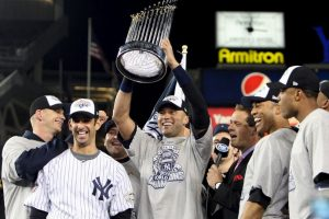 2009 – New York Yankees / Vencieron a los Phillies de Philadelphia en seis juegos. Foto: Getty Images