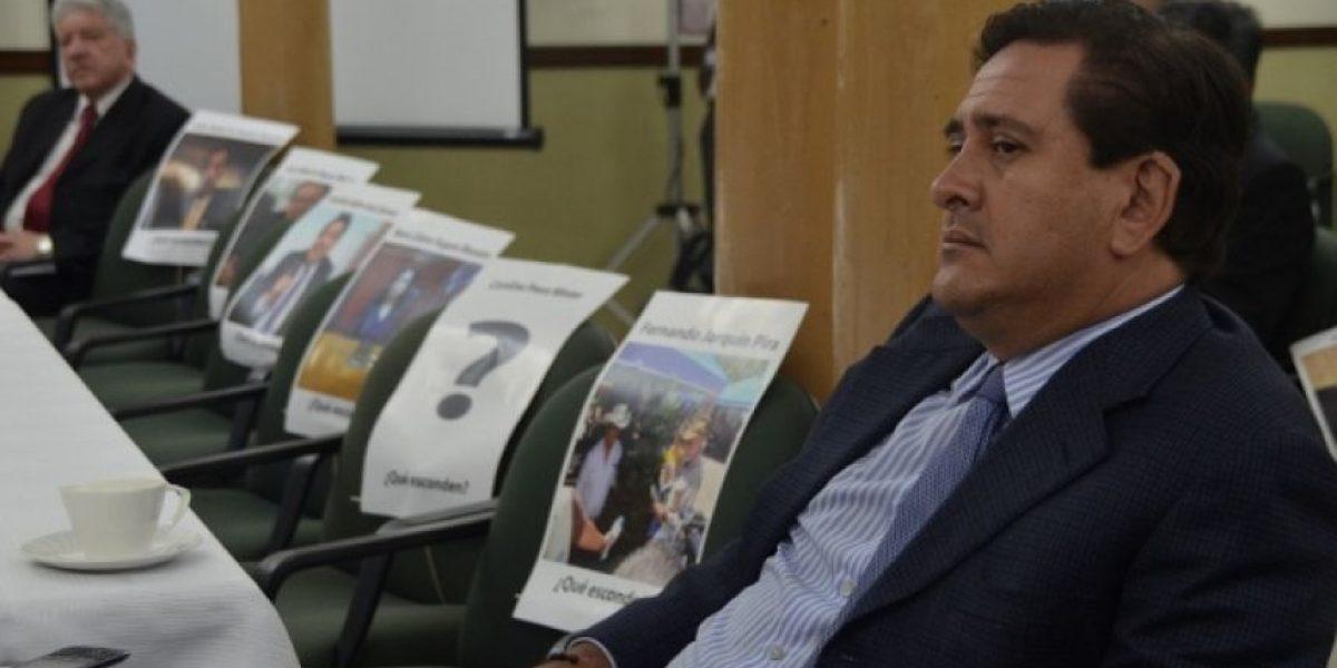Declarado prófugo, Gustavo Alejos burló a las autoridades en un gimnasio