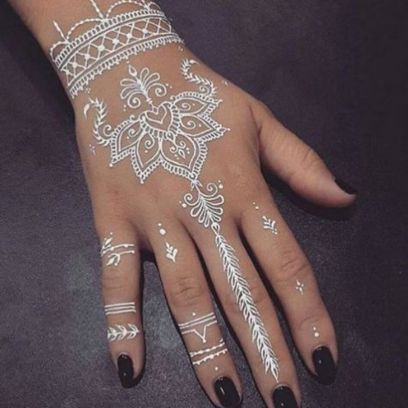 Foto: Via Instagram/#Tattoohenna