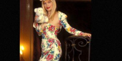 Ilona Staller fue la reina del porno en los años 80. Foto:vía Getty Images