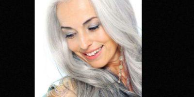 Yazemeenah Rossi es una modelo francesa. Foto:vía Yazemeenah.com
