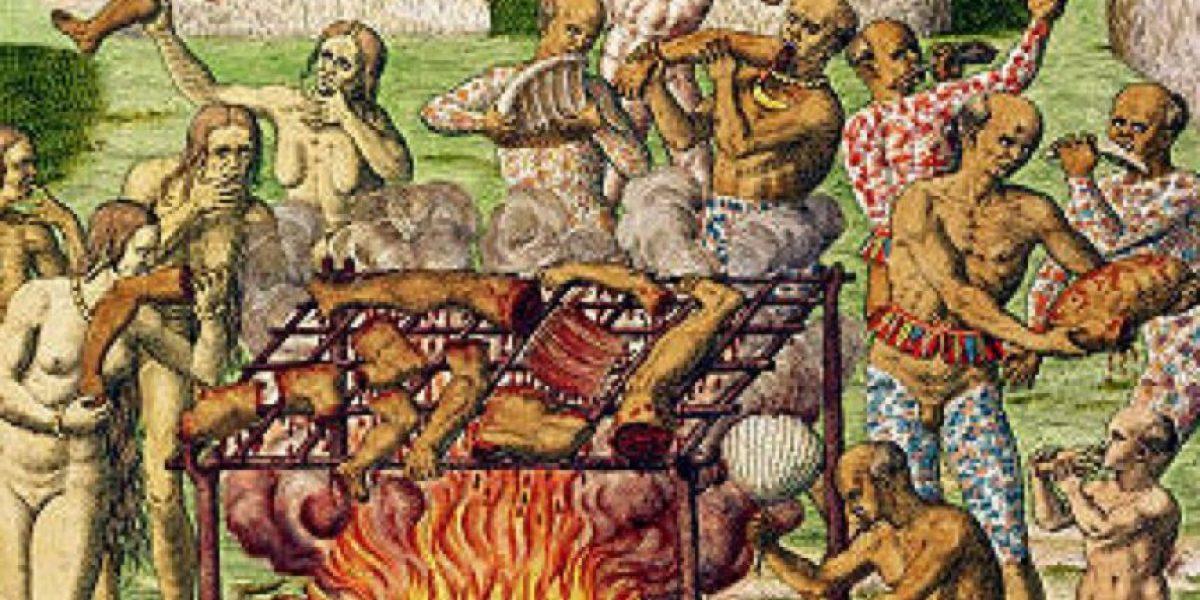 Fotos: Así sabe la carne humana según estos 10 caníbales