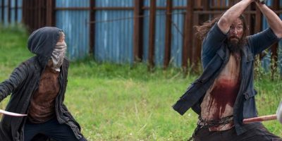 """2. HBO rechazó la serie porque le parecía demasiado violenta, irónicamente meses después estrenó """"Game of Thrones"""", una serie en la que hay decapitaciones y zombies. Foto:Vía Facebook.com/TheWalkingDeadAMC"""