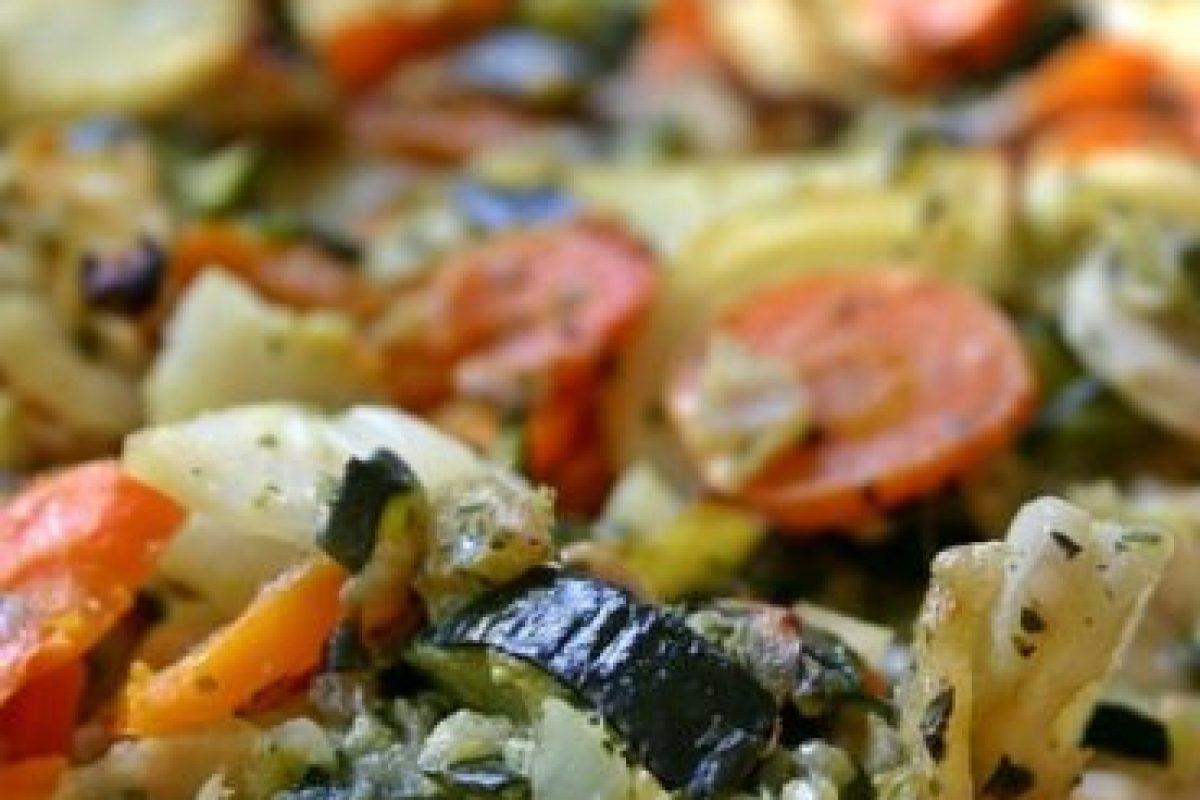 Buñuelos de calabacín al horno Foto:Flickr