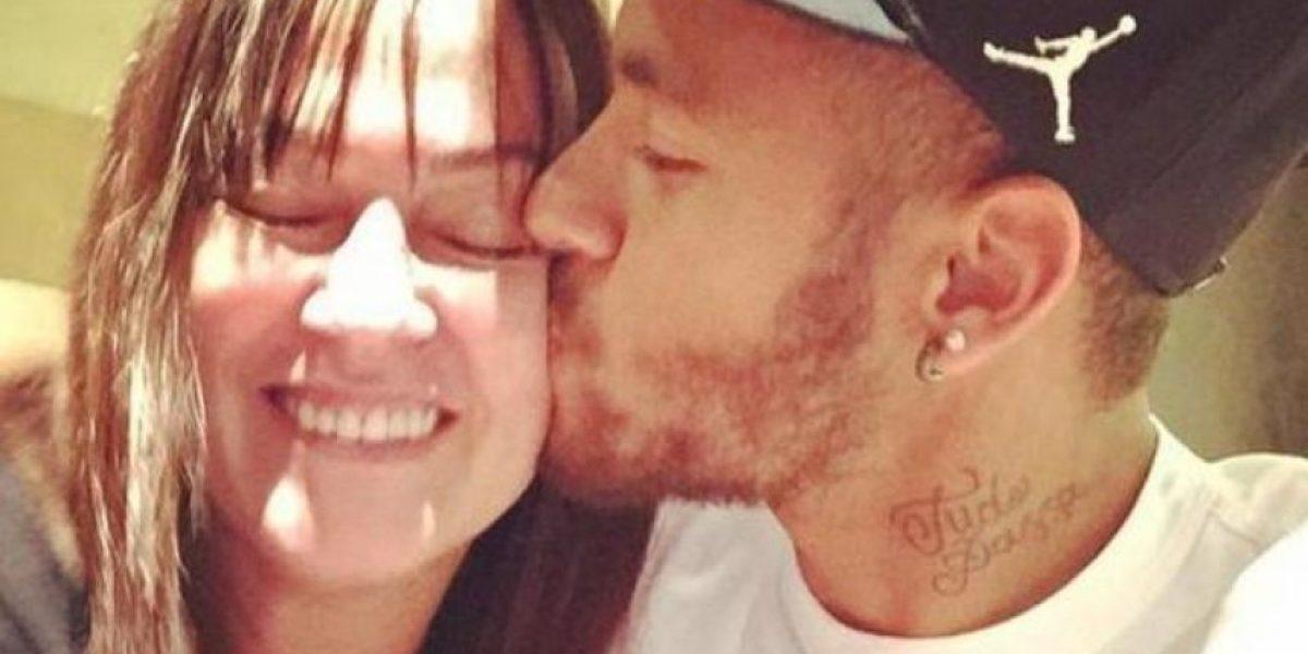 Mamá de Neymar está en problemas con la justicia española