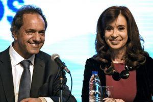 En 2007 se convirtió en Gobernador de la provincia de Buenos Aires Foto:AFP